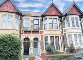 4 bed terraced house for sale in Tydfil Place, Roath Park, Cardiff, Caerdydd CF23