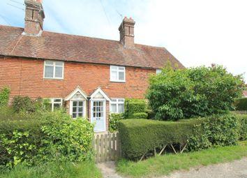 Thumbnail 2 bed terraced house for sale in Upper Platts, Ticehurst, Wadhurst