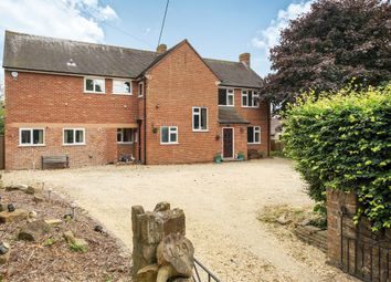 Thumbnail 5 bedroom detached house for sale in Combe Street Lane, Yeovil Marsh, Yeovil