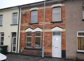 Thumbnail 2 bedroom terraced house to rent in Usk Street, Newport