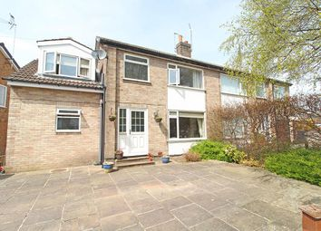 Thumbnail 4 bed semi-detached house for sale in Knox Grove, Harrogate