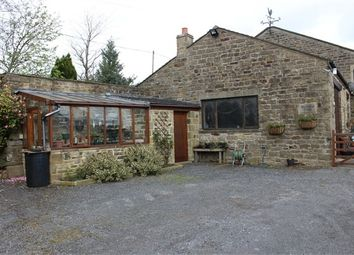 Thumbnail 3 bed mews house for sale in Ilkley Road, Riddlesden, Keighley, West Yorkshire