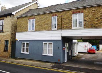 Thumbnail 1 bedroom flat to rent in High Street, Ramsey, Huntingdon