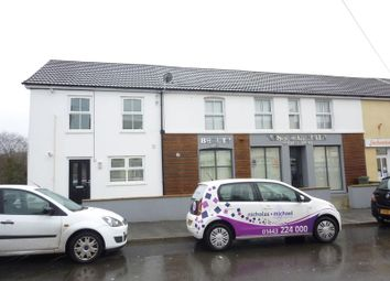 Thumbnail 1 bed flat to rent in Commercial Street, Beddau