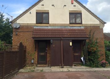 Thumbnail 1 bedroom semi-detached house to rent in Cassandra Gate, Waltham Cross
