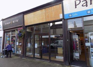 Thumbnail Retail premises to let in Marine View Court, Academy Street, Troon