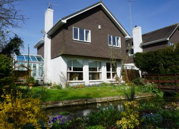 Thumbnail 3 bed detached house for sale in Nelson Close, Stockbridge