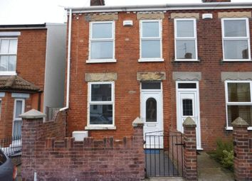 Thumbnail 3 bedroom end terrace house to rent in Colomb Road, Gorleston, Great Yarmouth