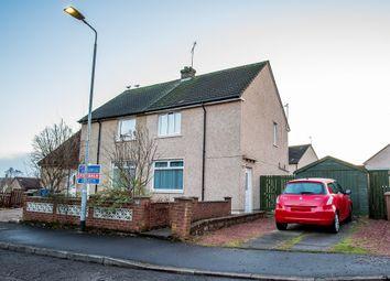 Thumbnail 1 bed semi-detached house for sale in Muirfield Road, Stenhousemuir