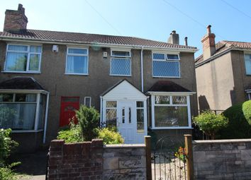 Thumbnail 3 bed end terrace house for sale in Downend Road, Horfield, Bristol