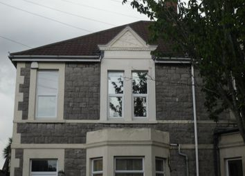 Thumbnail 2 bed flat to rent in Milton Avenue, Weston Super Mare