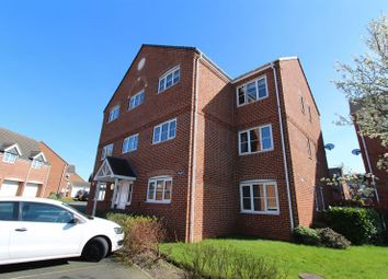Thumbnail 2 bedroom flat to rent in Windrush Close, Pelsall, Walsall