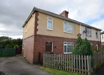 Thumbnail 3 bed semi-detached house for sale in Tombridge Crescent, Kinsley, Pontefract