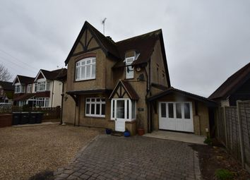 Thumbnail 5 bed detached house to rent in London Road, Widley, Waterlooville