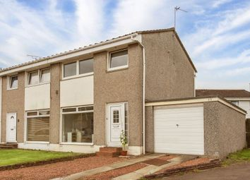 Thumbnail 3 bed semi-detached house for sale in Broomieknowe Gardens, Bonnyrigg