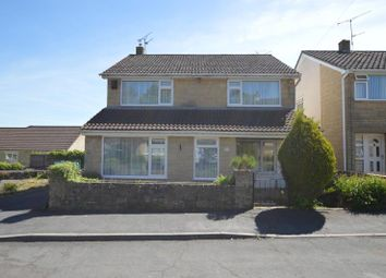 Thumbnail 4 bed detached house to rent in Laurel Drive, Paulton, Bristol
