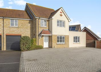 Thumbnail 5 bed link-detached house for sale in School Lane, Iwade, Sittingbourne