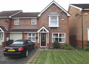 Thumbnail 3 bed mews house for sale in Boothstown Drive, Worsley, Manchester
