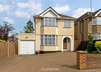 Thumbnail 3 bed detached house for sale in Seymour Road, St Albans, Hertfordshire
