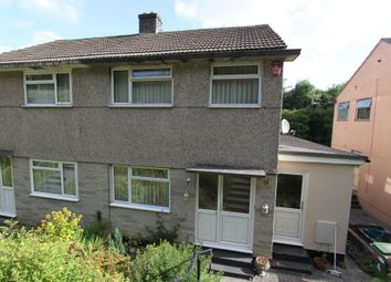 Thumbnail 3 bed semi-detached house to rent in Beeston Walk, Plymouth