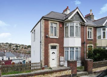 4 bed end terrace house for sale in Ladysmith Road, Plymouth PL4