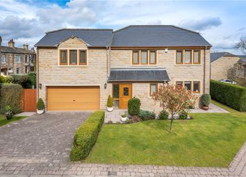Thumbnail 5 bed detached house for sale in Rustless Close, Cleckheaton, West Yorkshire