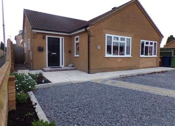 Thumbnail 4 bedroom bungalow for sale in Bowker Way, Whittlesey, Peterborough