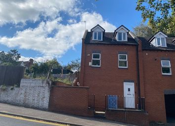 Thumbnail 2 bed town house to rent in George Lane, Lichfield, Staffordshire