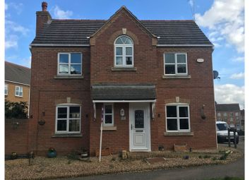 3 bed detached house for sale in Roman Way, Higham Ferrers, Rushden NN10