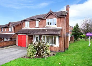 Thumbnail 4 bed detached house for sale in Tarnbeck, Runcorn