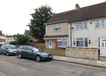 Thumbnail 3 bedroom terraced house to rent in Suffolk Road, Gravesend