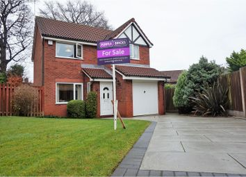Thumbnail 3 bed detached house for sale in Crossley Drive, Liverpool