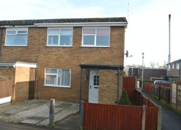 Thumbnail 3 bed end terrace house for sale in Newhaven Avenue, Mansfield Woodhouse