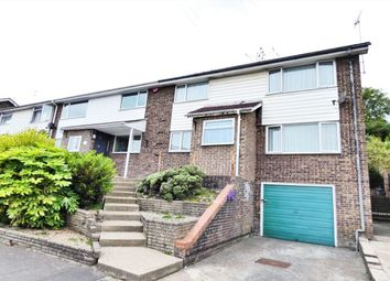 Thumbnail 4 bed semi-detached house for sale in Enbrook Valley, Folkestone
