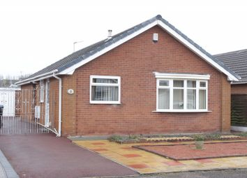Thumbnail 2 bedroom bungalow for sale in Avondale Crescent, Blackpool, Lancashire