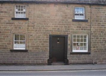 Thumbnail 2 bed terraced house for sale in Buxton Road, Bakewell, Derbyshire