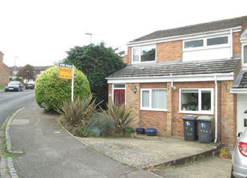 Thumbnail 3 bed end terrace house for sale in Downside Gardens, Potton