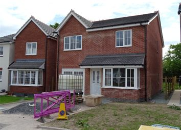 Thumbnail 4 bed detached house for sale in Barley Meadows, Llanymynech, Shropshire