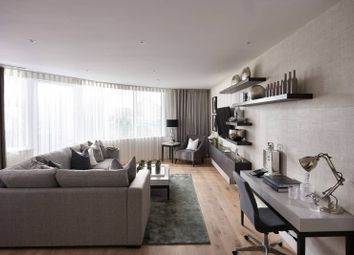 Thumbnail 1 bed flat for sale in Lombard Wharf, Battersea