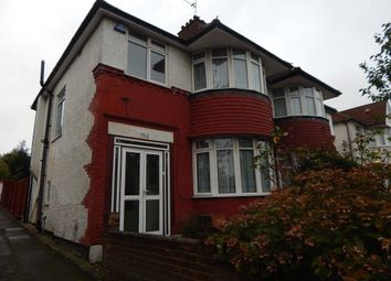 Thumbnail 3 bed property to rent in Great North Way, London