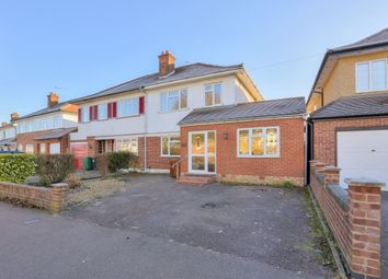 Thumbnail 4 bed property to rent in The Ridgeway, St.Albans