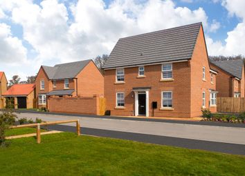 "Thumbnail 3 bed detached house for sale in ""Hadley"" at Hurst Lane, Auckley, Doncaster"