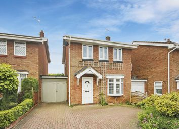 Thumbnail 3 bed detached house for sale in Cartwright Drive, Gnosall, Stafford