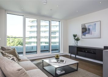Thumbnail 2 bed flat for sale in Altissima House, 340 Queenstown Road, London
