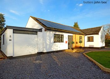 Thumbnail 3 bed detached bungalow for sale in Rock Crescent, Stone, Staffordshire