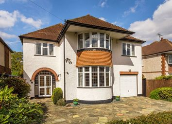 Thumbnail 5 bed detached house for sale in Holmwood Road, Cheam, Sutton