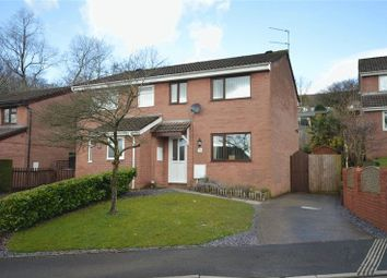 Thumbnail 2 bed semi-detached house to rent in Spring Grove, Greenmeadow, Cwmbran