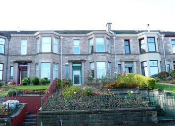 Thumbnail 3 bed terraced house for sale in Lilybank Road, Port Glasgow