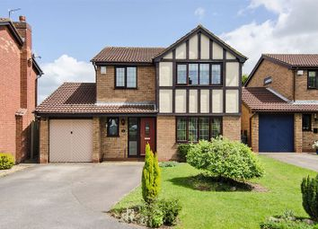 Thumbnail 4 bed detached house for sale in Warren Croft, Armitage With Handsacre, Rugeley