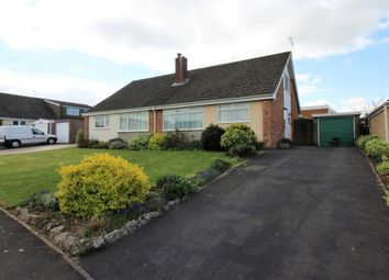 Thumbnail 3 bed semi-detached bungalow for sale in Bodyce Road, Alveston, Bristol